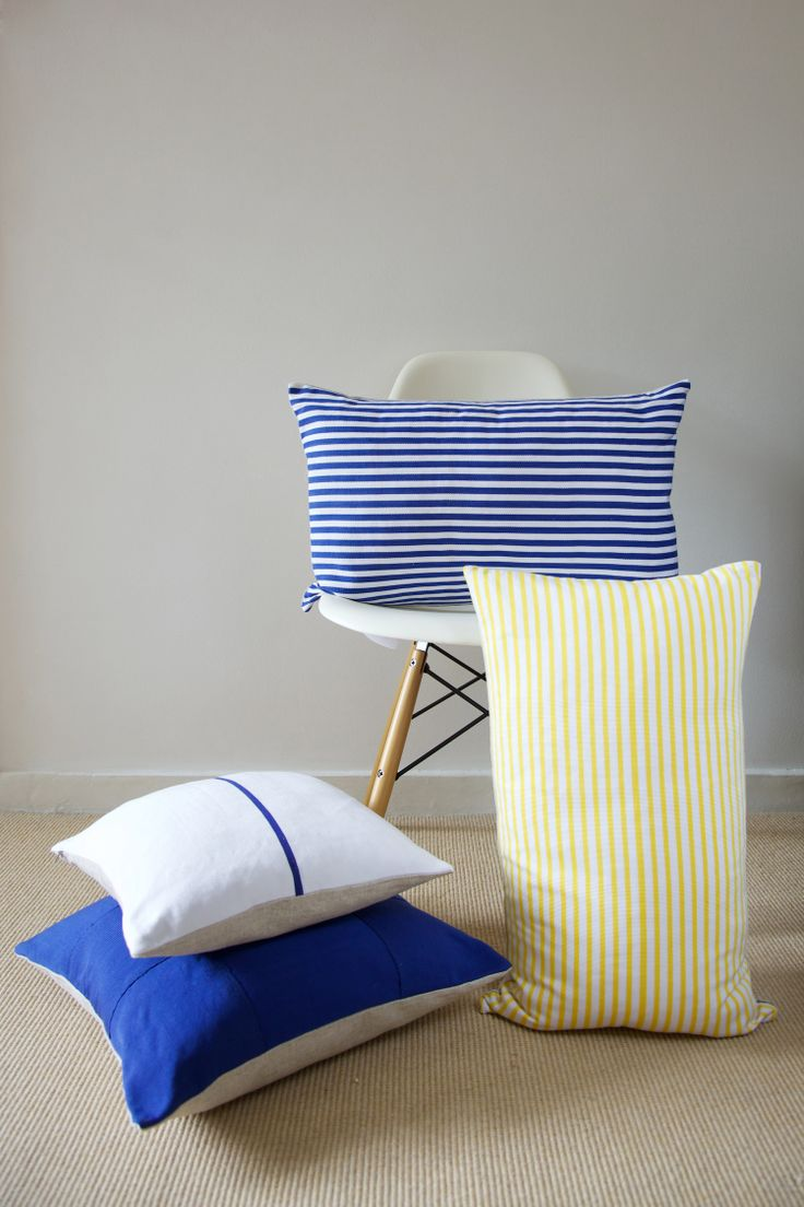 Cushions designed by Efie London and available http://www.pearlgrace.co.uk/product-category/homeware/cushions/