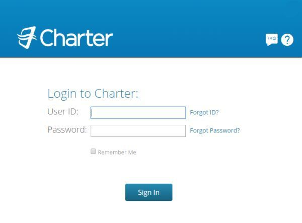 how to delete charter email account