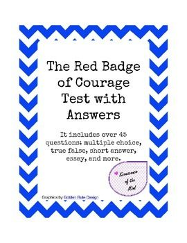 literary analysis essays on the red badge of courage Though it is obvious that steven crane's novel entitled the red badge of courage is centered on one specific symbolic focal point more literature research papers essays: a critical analysis of: the red badge of courage.