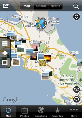 real time tracking app for iphone