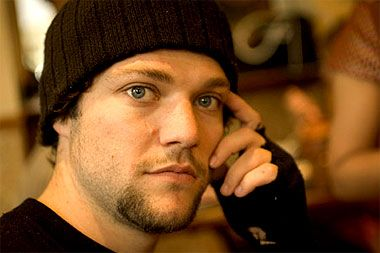 Bam Margera -- the things I would do to this man are unmentionable and probably illegal ;) <3 <3 <3