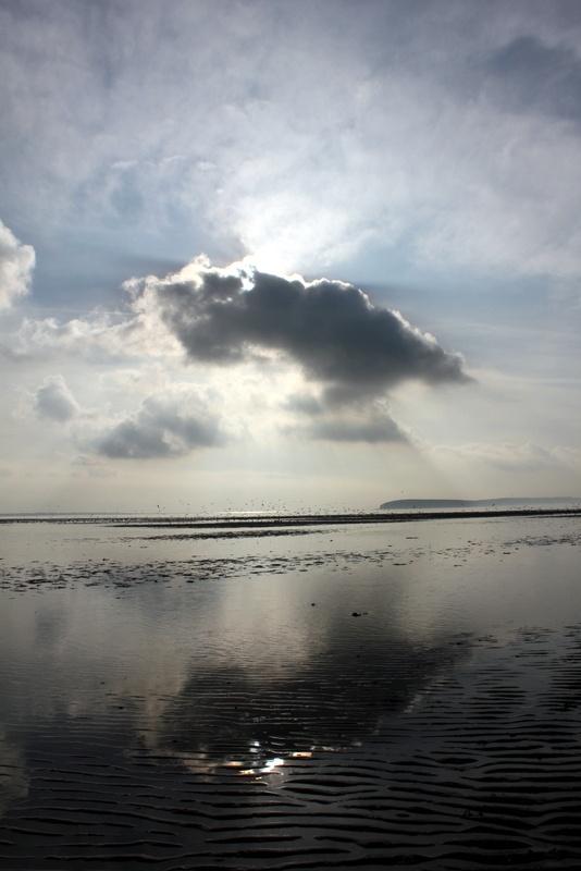 Duncannon beach,