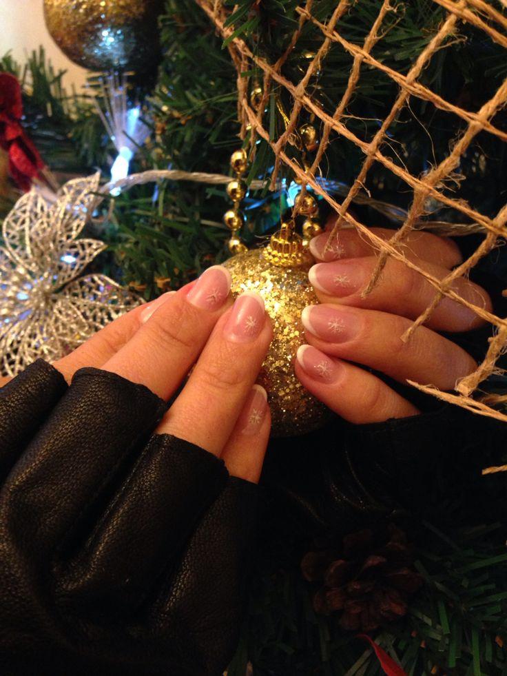 Unghii Christmas