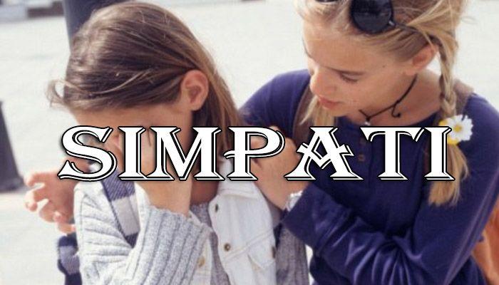 Pengertian Simpati Dan Contohnya Serta Perbedaan Simpati Dan Empati Lengkap Https Www Pelajaran Id 2019 22 Pengerti Empati Bencana Alam Stratifikasi Sosial