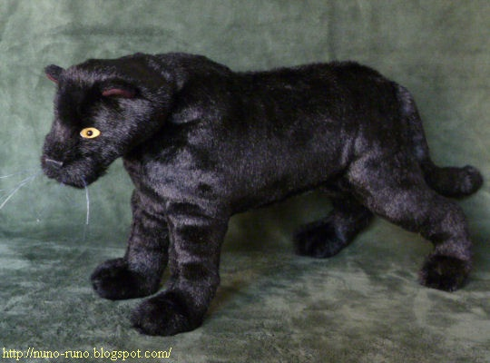 Black panther - free pattern | sewing - stuffed animal ...