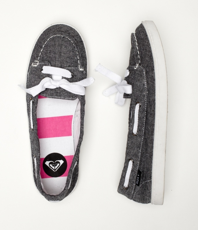 Roxy boat shoes. love them!
