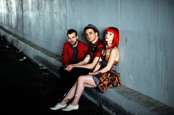 Paramore by Lindsey Byrnes.