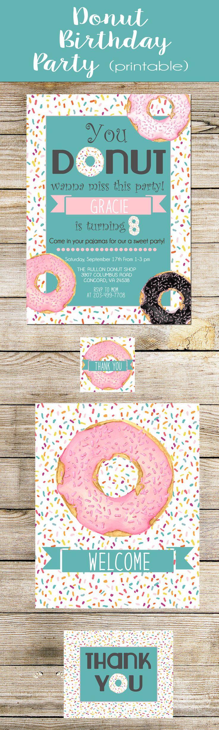 14 best Birthday Party images on Pinterest | Invitation design ...