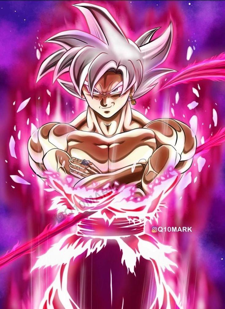 Goku Black Migatte No Gokui Perfect Goku desenho, Animes