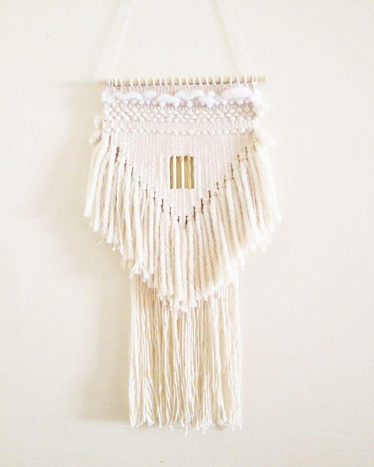 weaving by <>>>HAZEL&HUNTER <>>> https://www.etsy.com/shop/HAZELANDHUNTER