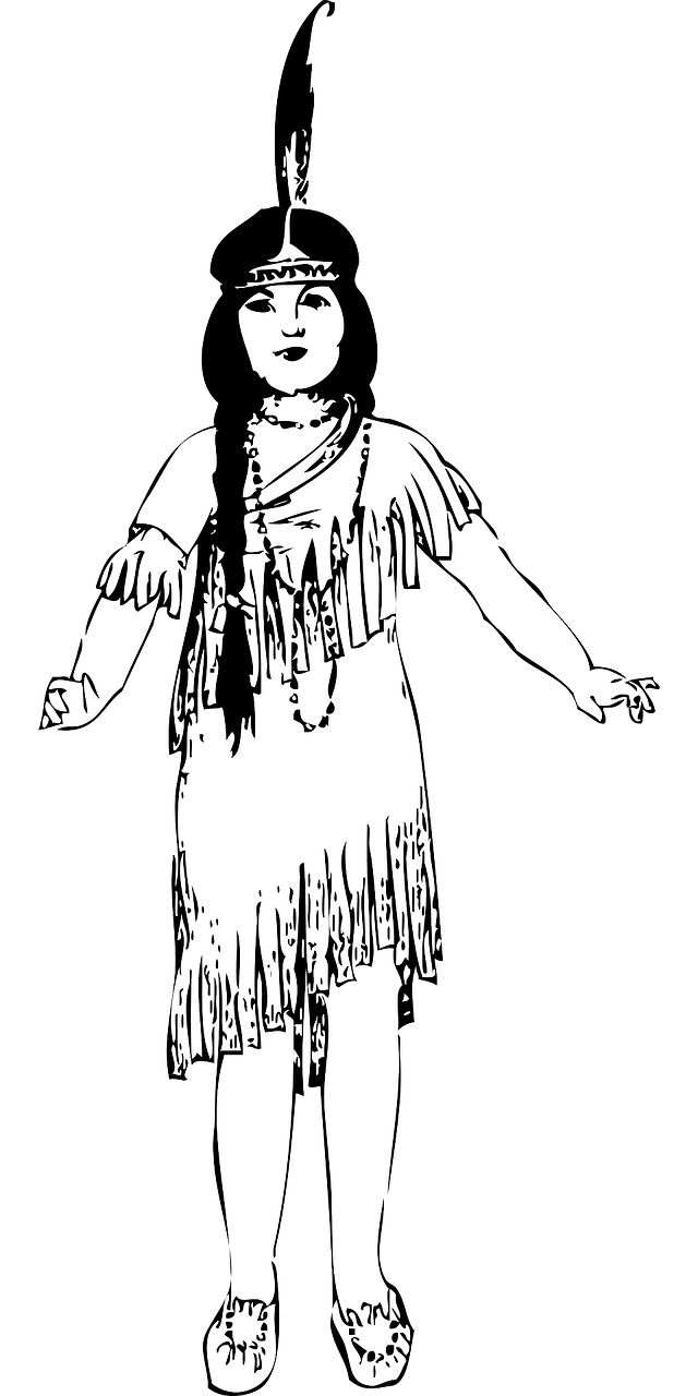 native american people clipart ccb indian village pinterest