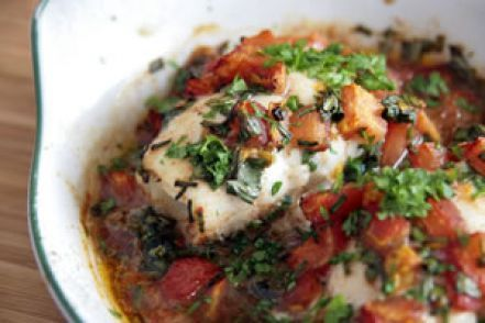 Weigh-Less Online - Fish And Tomato Casserole
