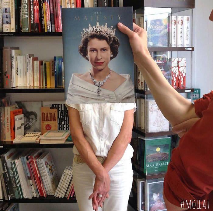 26 fotó, amikor a könyvtárosok unatkoztak… (rég nem röhögtünk ekkorát)! – BuzzBlog