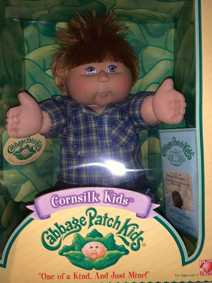 Pin By Kaylee Alexis On Cabbage Patch Kids Boys Cabbage Patch Kids Boy Cabbage Patch Dolls Cabbage Patch Kids