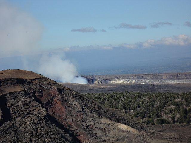 Volcanoes National Park, Big Island