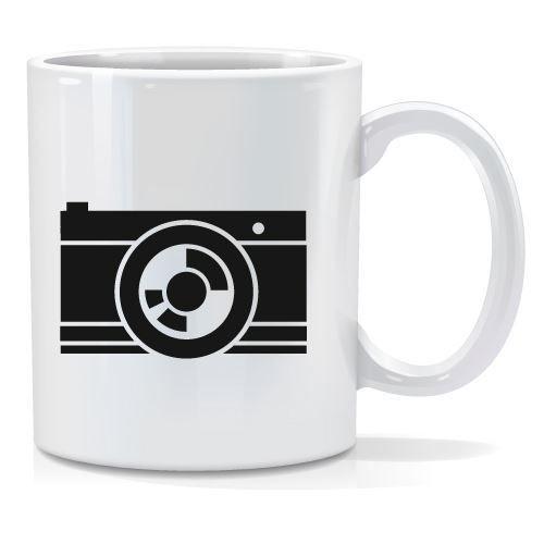 Tazza personalizzata Vintage macchina fotografica