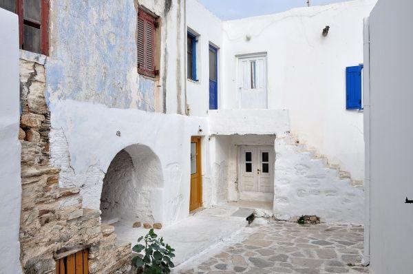 Castle Town of Antiparos