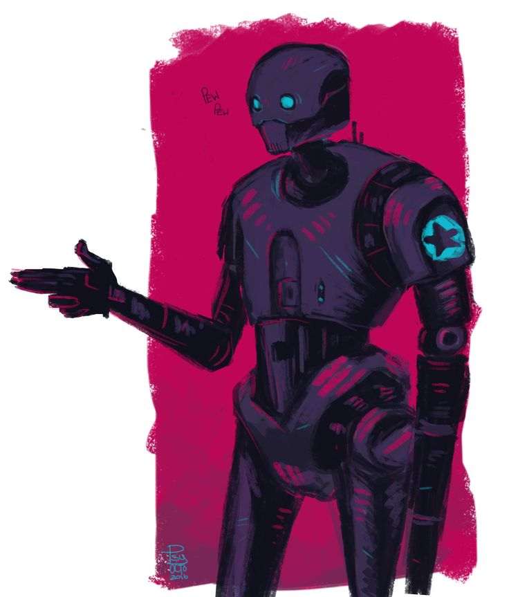 K-2SO Rogue One Star Wars .... k-2so | Tumblr