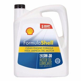 Special Price Formula Shell 5W30 SN/GF-5 Engine Oil 4.73L (Made In USA)Order in good conditions Formula Shell 5W30 SN/GF-5 Engine Oil 4.73L (Made In USA) You save SH851OTAACVP89ANMY-26987192 Motors Automotive Auto Oils & Fluids Shell Formula Shell 5W30 SN/GF-5 Engine Oil 4.73L (Made In USA)