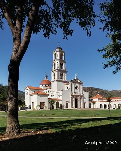 Our Lady of the Most Holy Trinity Chapel, Thomas Aquinas College, Santa Paula, Ventura, California