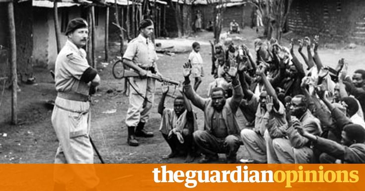 """War Crimes ••BRITISH Empire war CRIMES IGNORED•• George Monbiot for The Guardian, UK 2012-04-23: New evidence of British colonial atrocities has not changed our national ability to exempt ourselves! •  British gpv systematically destroyed the documents detailing mistreatment of its colonial subjects...unlike B.S. of  historian Dominic Sandbrook that """"Britain's empire stands out as a beacon of tolerance, decency and the rule of law..."""" i.e. tortures of Algeria + Kenya Gulag"""