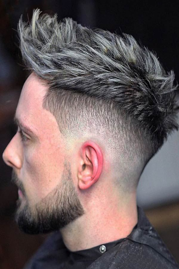 Hair Dye Guide For Men Who Want To Color Their Mane Menshaircuts In 2020 Dyed Hair Men Men Hair Color Hair Highlights