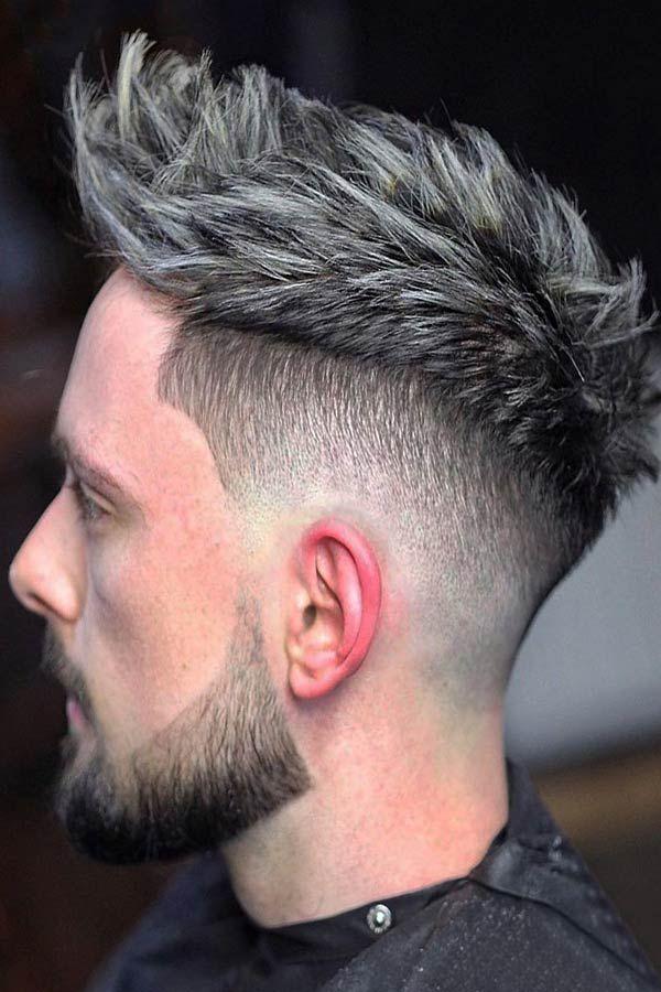 Hair Dye For Men Is Not So Scary As It Seems | Men hair color, Dyed hair  men, Men hair color highlights