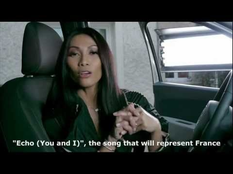 Dacia Lodgy, în videoclipul piesei Franţei la Eurovision 2012(V