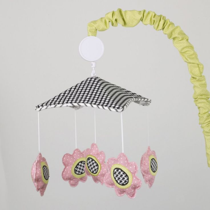 Cotton Tale Designs Poppy Musical Mobile - PYMO