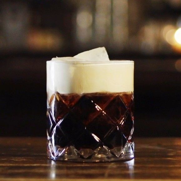 Made infamous by The Dude's in The Big Lebowski, the White Russian is a classic vodka cocktail. Sweet, creamy and boozy, this three ingredient cocktail is dessert in a glass – an old fashioned glass, no less – with the ability to get you tipsy in no time. What more can you ask for?