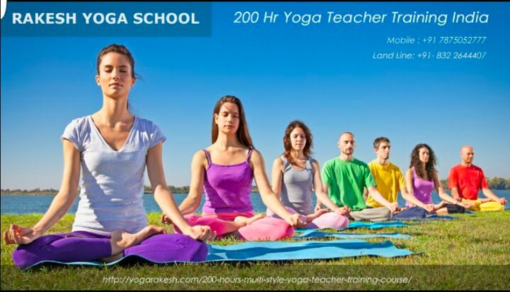Launch of Yoga Teacher Training Course Programs for USA and Europe Students By Rakesh Yoga School