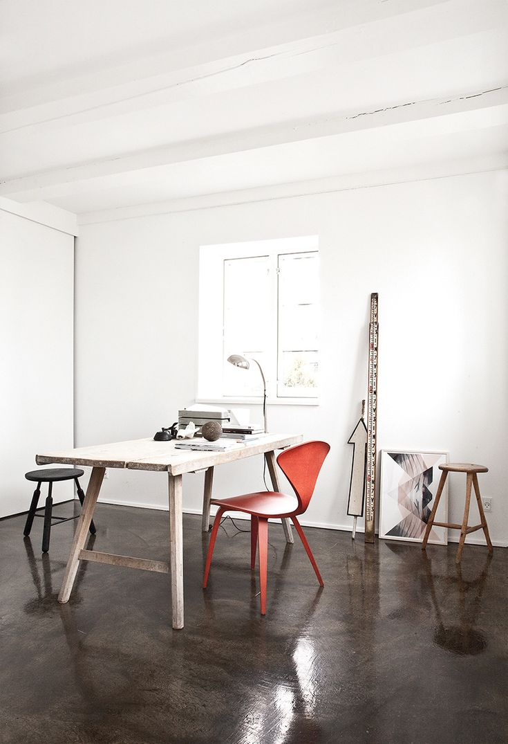 vedbaek house april and mayapril and may i like the polished floor and the table