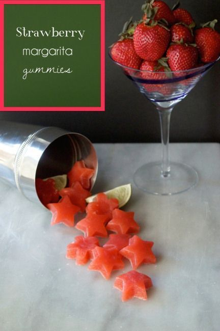 Strawberry Margarita Gummies. Classic margarita flavors infuse these tasty gummies that are not only delicious but nutritious!