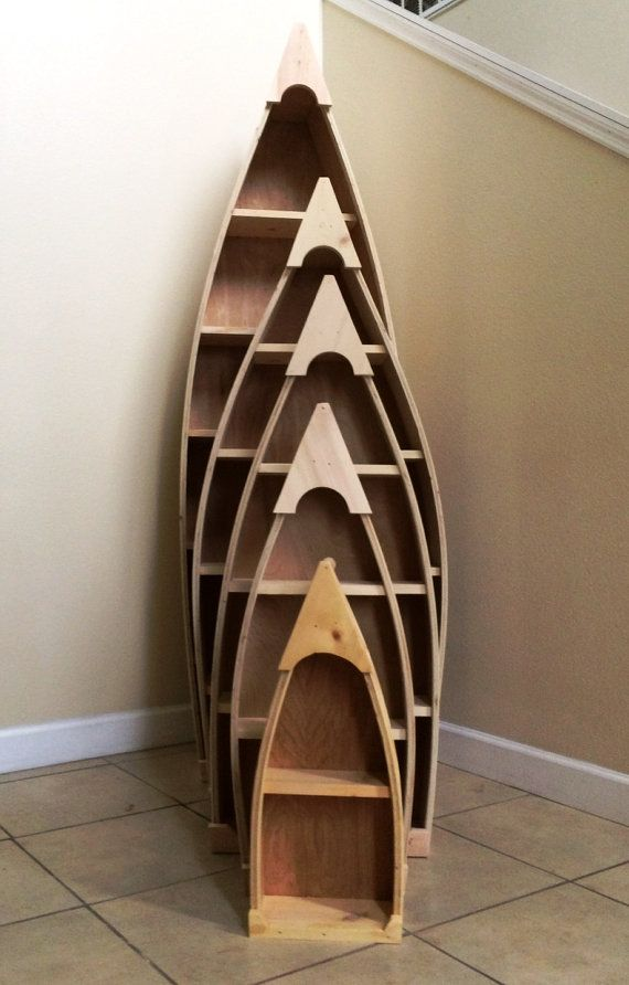 Wooden Boat Bookcase Plans - WoodWorking Projects & Plans