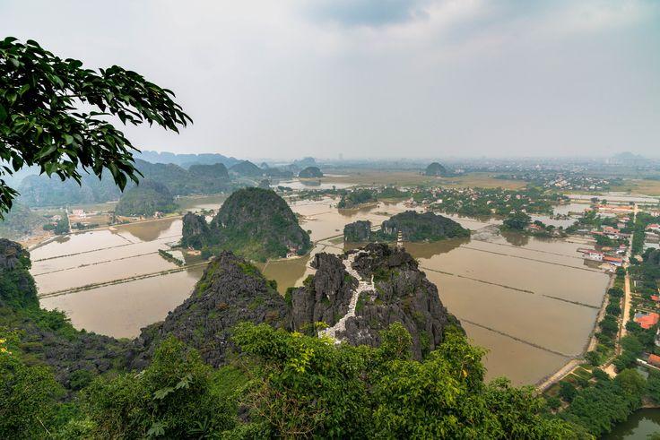 https://flic.kr/p/21K9XFh | On the top | Ninh Binh, Vietnam