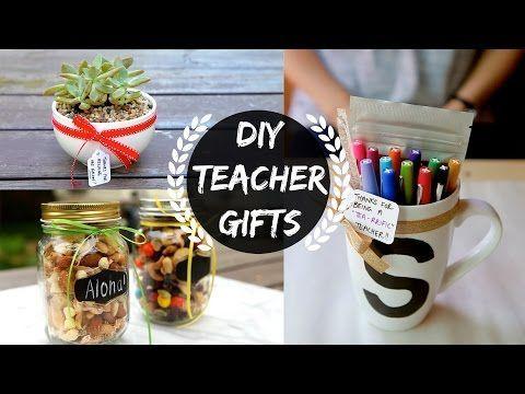 TEACHER GIFT IDEA - BACK TO SCHOOL! - YouTube