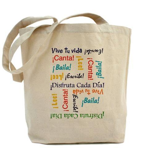 Todo lo que es importante en la vida.: Life, It Is Important, Tote Bags, All, In The