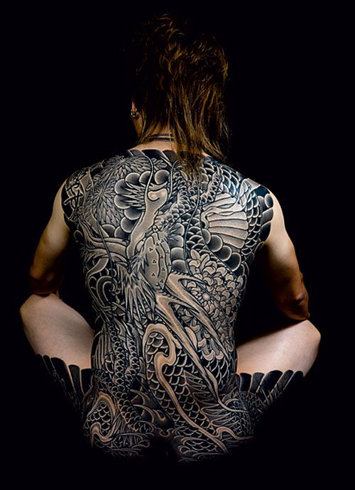 Traditional style Japanese Tattoo | Ancient Chinese ...