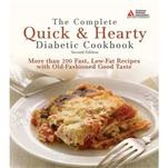 The Complete Quick & Hearty Diabetic Cookbook, 2nd Edition