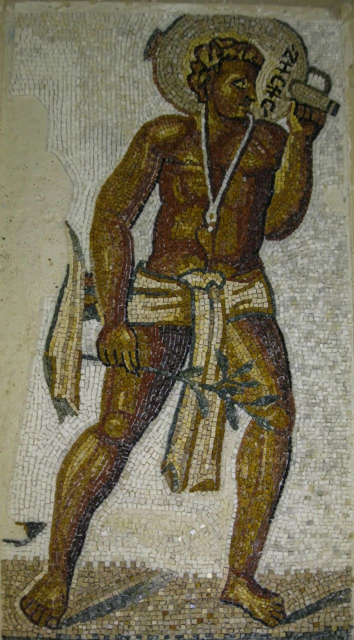 Античная мозаика копия  Санкт-Петербург    Мазанов А.