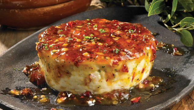 Haz una entrada de queso marinado, te enseño como hacerlo aquí.