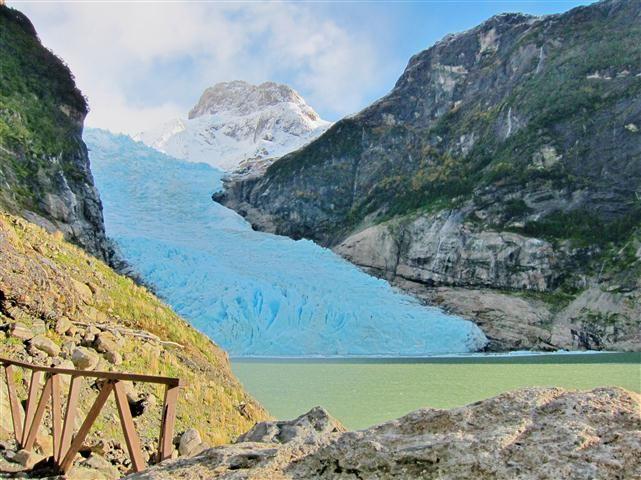 Glacier Serrano, Patagonia Chile