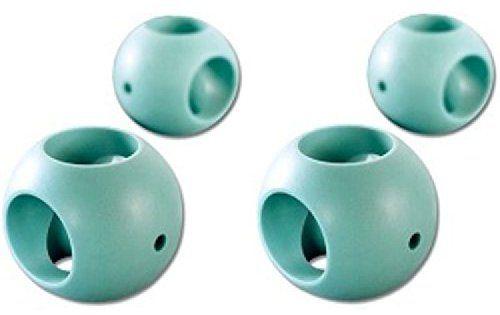 Boule Magnétique Anticalcaire – Lot de 4 (2 lave vaisselle + 2 lave linge): Lot de 4 (2 pour le linge et 2 pour la vaisselle) Le procédé…