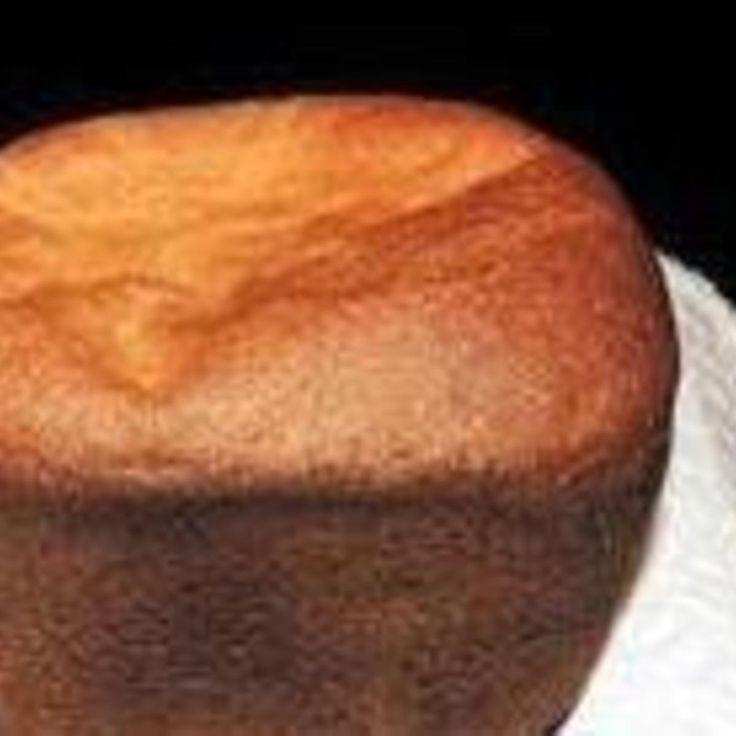 Bread Machine 60 Minute White Bread