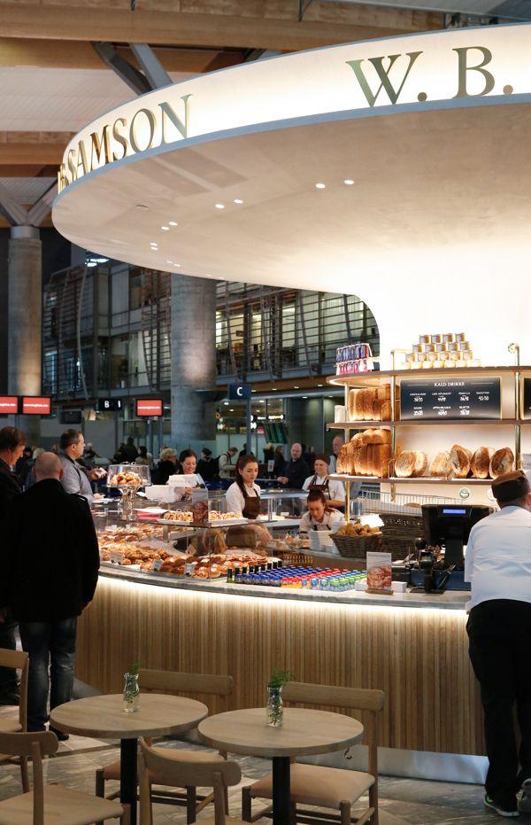 W.B. Samson Airport Bakery on Behance