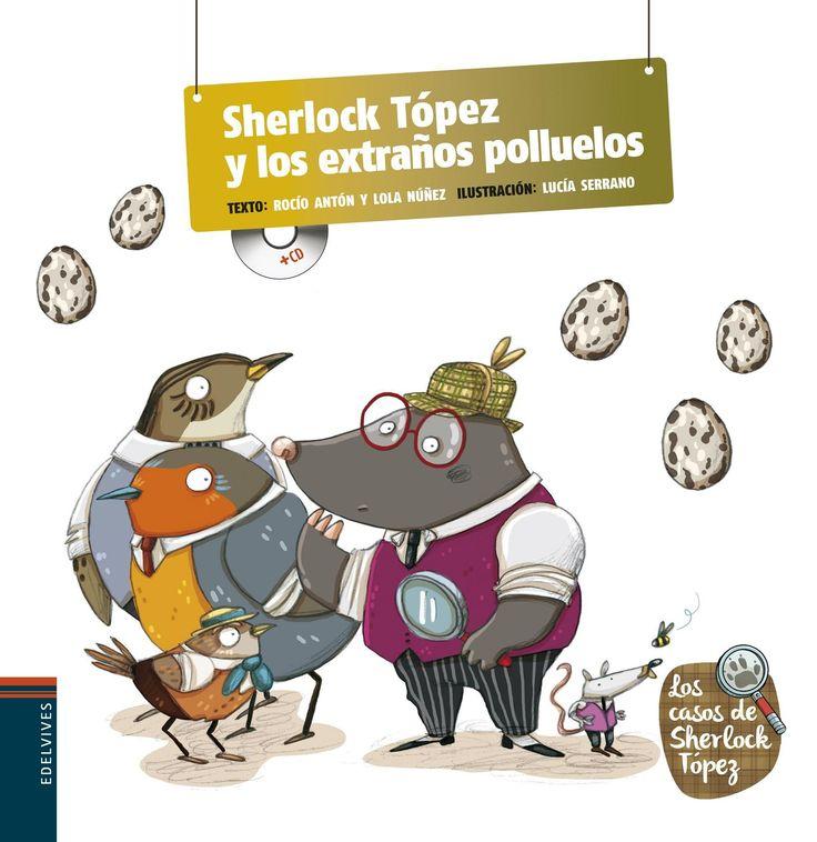 Resultado de imagen de COLECCIÓN SHERLOCK TOPEZ