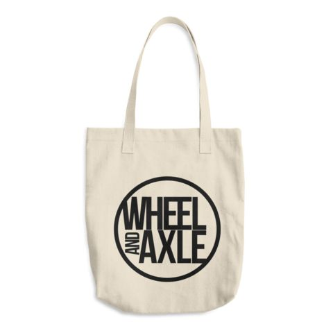 tote bag carrying wheelchair equipment fashion brand for adapted sports