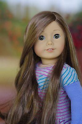 ag doll wigs