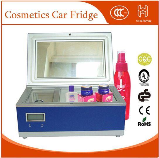 Cosmetic Refrigerator 3L cosmetics reefer refrigerator for cosmetics Car Fridge vertical Mini FCooling Box