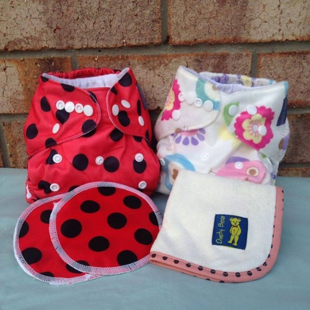 Modern Cloth Nappy Gift Pack